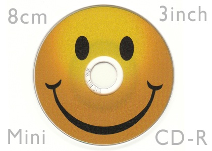 Happy Birthday Smilay DIN lang mit CD-R